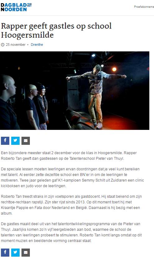 dagblad-van-het-noorden-rapper-geeft-gastles-op-pvt